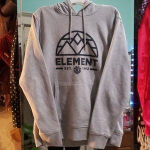 Element Grey Hoodie